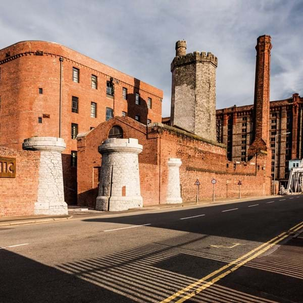 Western Terrace Apartments Colorado Springs: Tobacco Warehouse Luxury Waterfront